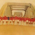 Banda Marcial da Vila de Manoel Viana Ano 1976