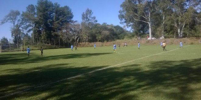 Início do Campeonato de Futebol 11