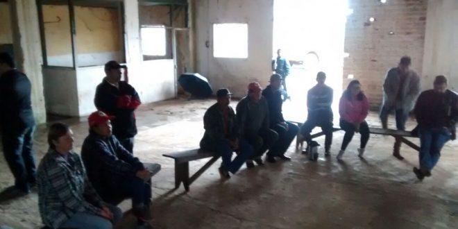 Reunião do PPA no Assentamento