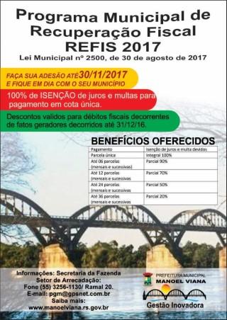 Refis Municipal