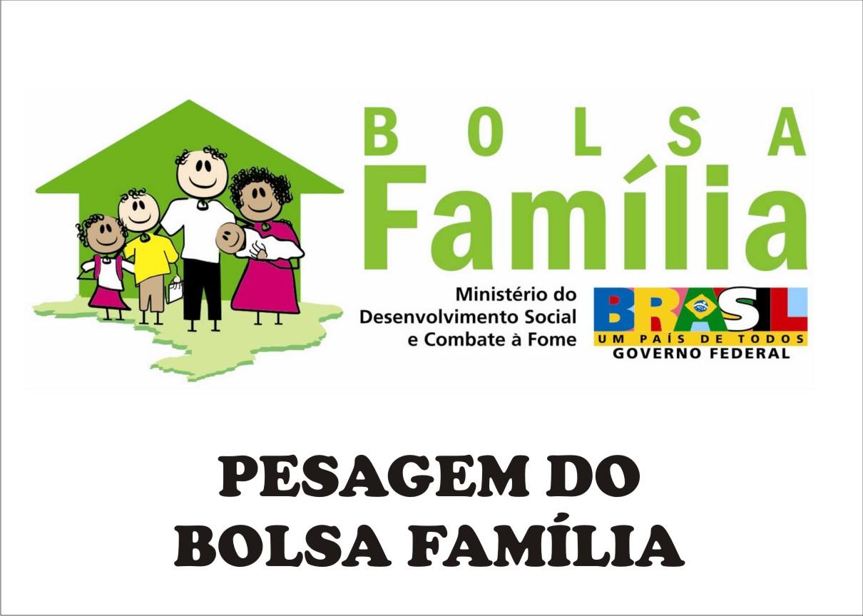 Pesagem Bolsa Família